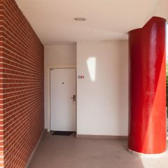 Отель Apartamentos Bahía de Boó балкон