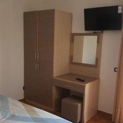 Отель Arberia Албания, Голем - отзывы, цены и фото номеров - забронировать отель Arberia онлайн удобства в номере фото 2
