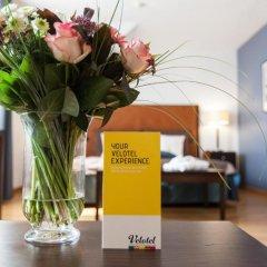 Отель Velotel Brugge Бельгия, Брюгге - отзывы, цены и фото номеров - забронировать отель Velotel Brugge онлайн в номере