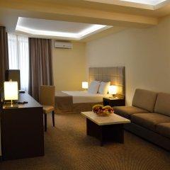 Отель Aviatrans 4* Номер Делюкс с двуспальной кроватью фото 10