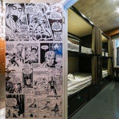 Хостел Loft Hostel77 комната для гостей фото 3