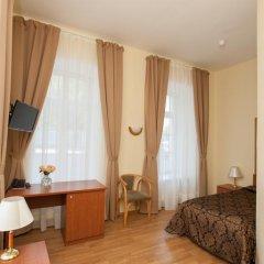 Гостиница Екатерина 3* Стандартный номер с разными типами кроватей фото 20