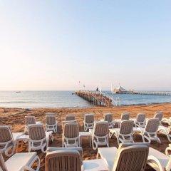 Alva Donna Beach Resort Comfort Турция, Сиде - отзывы, цены и фото номеров - забронировать отель Alva Donna Beach Resort Comfort онлайн пляж фото 2