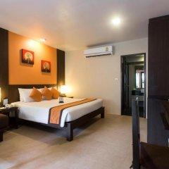 Отель Baan Chaweng Beach Resort & Spa 3* Номер Superior building с различными типами кроватей фото 4