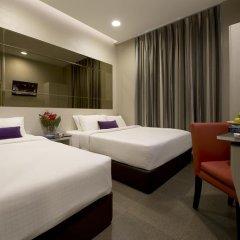 Отель V Bencoolen 4* Улучшенный номер