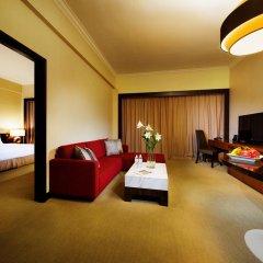 Village Hotel Bugis 4* Люкс с различными типами кроватей фото 2