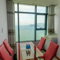 Апартаменты Sunrise Ocean View Apartment Улучшенные апартаменты фото 9