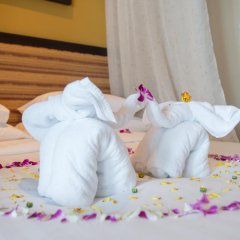 Отель Andaman White Beach Resort 4* Стандартный номер с различными типами кроватей фото 6