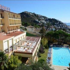 Отель Grecs Испания, Курорт Росес - отзывы, цены и фото номеров - забронировать отель Grecs онлайн балкон
