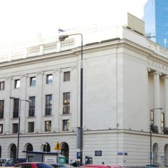 Отель Nowy Świat for 1-5 people балкон