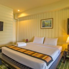 Krabi City Seaview Hotel 2* Номер Делюкс с различными типами кроватей фото 6