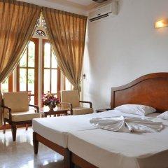 The Reef Beach Hotel Negombo 3* Номер Делюкс с различными типами кроватей фото 7