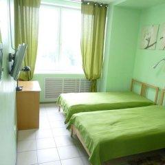Хостел Эрэл Кровать в общем номере с двухъярусной кроватью фото 21