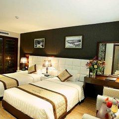 Skylark Hotel 4* Номер Делюкс с различными типами кроватей фото 4