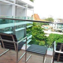 Отель Royal Princess Larn Luang балкон
