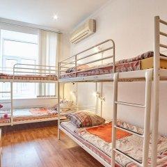 Хостел Абрикос Кровать в общем номере с двухъярусными кроватями фото 16