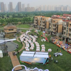 Green Park Villa Hotel Tianjin фото 2