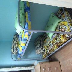 Hostel on Generala Ermolova Кровать в мужском общем номере с двухъярусной кроватью