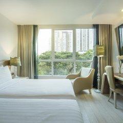Отель Le Tada Parkview 4* Улучшенный номер фото 14