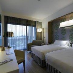 Отель Wyndham Rome Midas 4* Улучшенный номер с различными типами кроватей фото 2