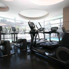 Отель The Place Corporate Rentals Мехико фитнесс-зал фото 2