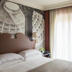 Отель Starhotels Michelangelo 4* Стандартный номер с различными типами кроватей фото 9