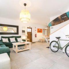 Alex Surf Hostel интерьер отеля