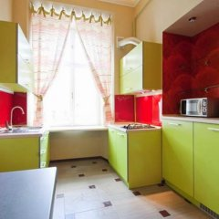 Гостиница Apartnments Krakivska 14 в номере