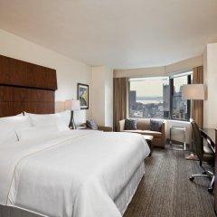 Отель Westin New York Grand Central 4* Номер категории Премиум с различными типами кроватей фото 4