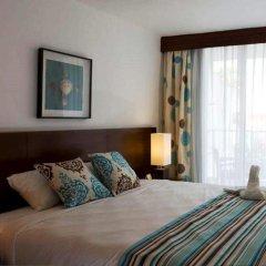 Отель Grand Paradise Playa Dorada - All Inclusive 3* Улучшенный номер с различными типами кроватей фото 4
