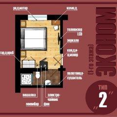 Гостиница Вилла Онейро 3* Номер категории Эконом с различными типами кроватей фото 12