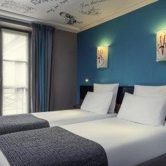 Отель Mercure Paris Opera Grands Boulevards 4* Стандартный номер с разными типами кроватей фото 5