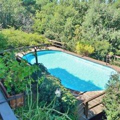 Отель Villa Rose Antiche Реггелло бассейн