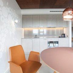 EMA House Hotel Suites 4* Представительский люкс с различными типами кроватей фото 4
