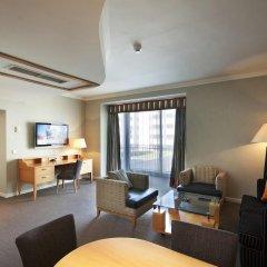 Отель Golden Prague Residence 4* Улучшенные апартаменты с различными типами кроватей фото 11