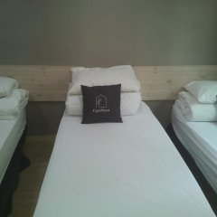K-Grand Hostel Gangnam 1 Кровать в мужском общем номере с двухъярусной кроватью