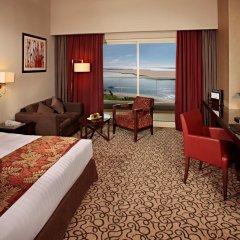 Отель Khalidiya Palace Rayhaan by Rotana, Abu Dhabi 5* Стандартный номер с 2 отдельными кроватями фото 4