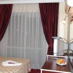 Metropolis Hotel 3* Стандартный номер с различными типами кроватей фото 4