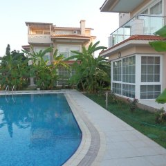 Отель Villa Yenisey бассейн фото 2