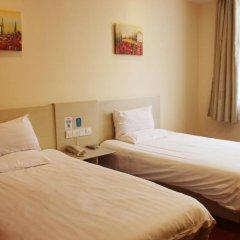 Отель Hanting Express Shijiazhuang Xinhua Road комната для гостей фото 4