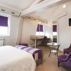 Odéon Hotel 3* Номер Делюкс с различными типами кроватей фото 13