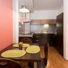 Отель Aparthotel Angel 3* Апартаменты с разными типами кроватей фото 17