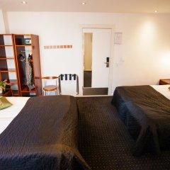 Hotel Ansgar 3* Улучшенный номер с двуспальной кроватью фото 3