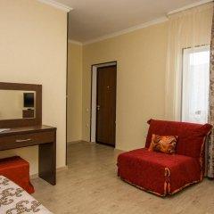 Гостиница Пальма 2* Улучшенный номер разные типы кроватей фото 4