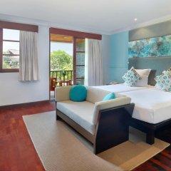 Отель Novotel Bali Nusa Dua 4* Номер Делюкс с различными типами кроватей