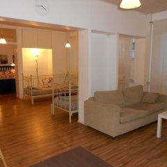 Апартаменты City Apartment Ювяскюля комната для гостей фото 3