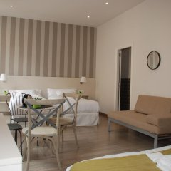 Hotel San Lorenzo Boutique 3* Номер категории Премиум с различными типами кроватей