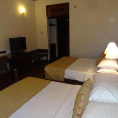 The Gateway Hotel Airport Garden Colombo 4* Улучшенный номер с различными типами кроватей фото 3