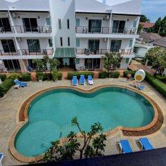 Отель Pool Access 89 at Rawai 3* Стандартный номер с различными типами кроватей фото 10