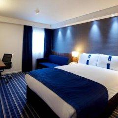 Отель Holiday Inn Express London - ExCeL 3* Стандартный номер с двуспальной кроватью фото 2